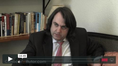 Entrevista a Miguel Ángel de Rus en Conocer al autor