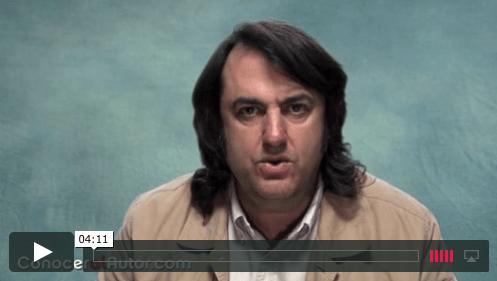 Miguel Ángel de Rus presenta M.A.R Editor en Conocer al autor
