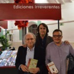 Ediciones Irreverentes en el Salón del Libro Teatral de 2017