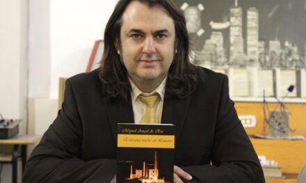 """Miguel Ángel de Rus presenta """"Extraña noche en Linares"""""""