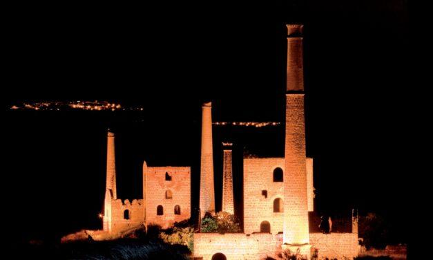Extraña noche en Linares