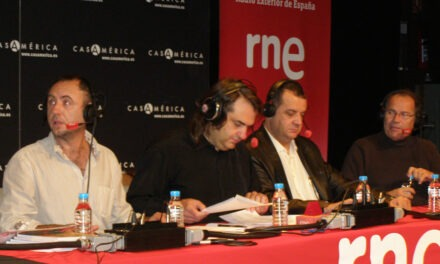 Sexto Continente: rock y literatura