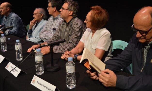 En la Feria del Libro de Valladolid, 2017