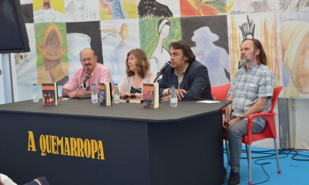M.A.R. Editor en la Semana Negra de Gijón 2017