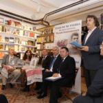 La cultura bielorrusa se reúne en Madrid en torno al poeta Maxim Bagdanovich