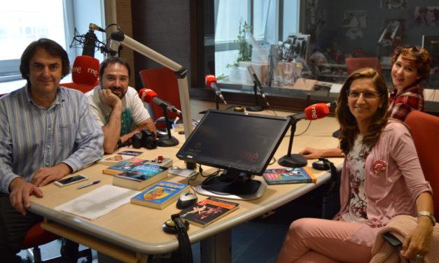 Sexto Continente 163 RNE. La mejor literatura juvenil e infantil en español. 30/09/17
