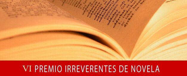 Bases del VI Premio Irreverentes de Novela