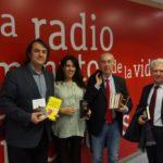 Velada poética con Raquel Lanseros, Luis Alberto de Cuenca, César Antonio Molina y Raúl Herrero. Sexto Continente 182, RNE.