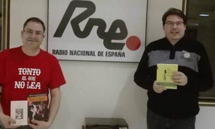 Vanguardia poética española y americana en Sexto Continente 188, RNE.