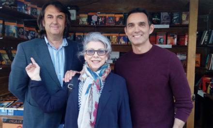 M.A.R. Editor y Ediciones Irreverentes en la Feria del Libro de Vallecas 2018