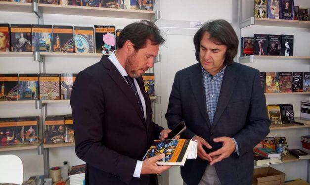 Feria del Libro de Valladolid, 2018