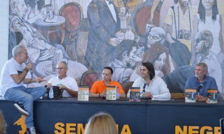 M.A.R. Editor en la Semana Negra de Gijón 2018