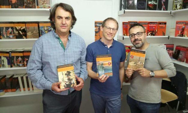 M.A.R.Editor y Ediciones Irreverentes en la Feria del Libro de Palencia 2020