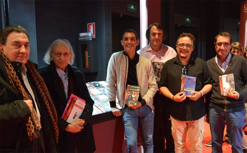 Miguel Angel de Rus agradece el premio de la AAT