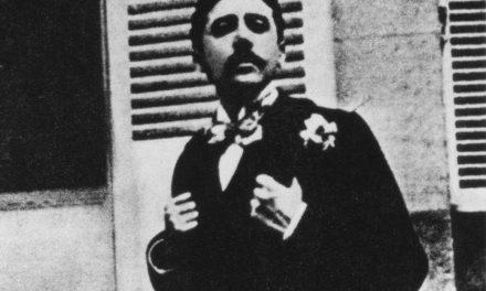 Marcel Proust en la Feria del Libro