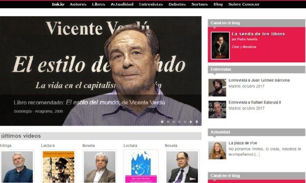 """10 años del """"Youtube"""" de los escritores españoles e hispanos. Sexto Continente 218"""