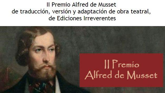 Tres premios teatrales de Ediciones irreverentes. Bases.