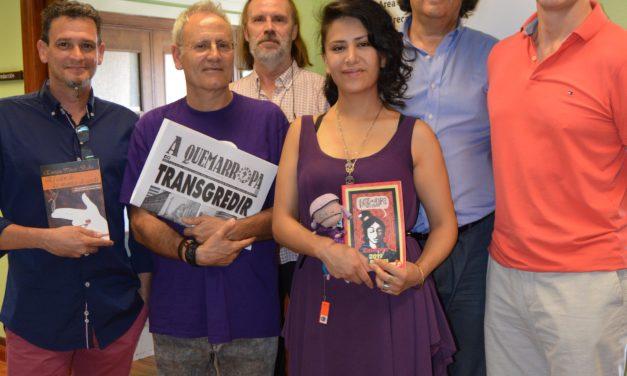 Los maestros del crimen se reúnen en Gijón. Sexto Continente, 248 desde la Semana Negra