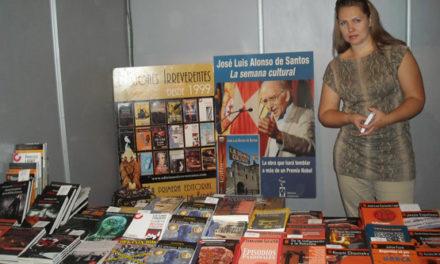 Irreverentes y M.A.R. Editor en la Fiesta del PCE 2019