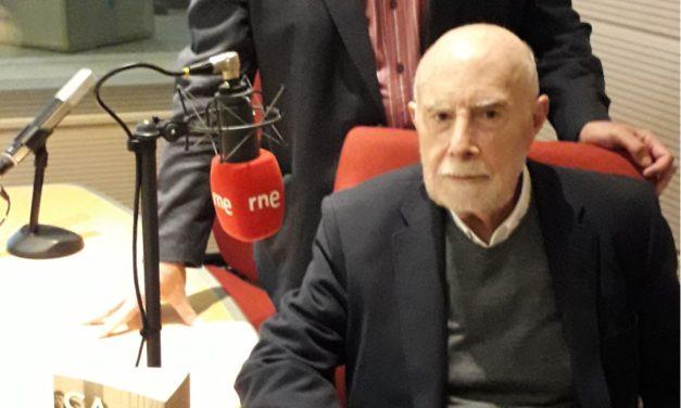 Censurado por el Franquismo, brutalmente atacado por los nacionalismos excluyentes. 84 años de Raúl Guerra Garrido