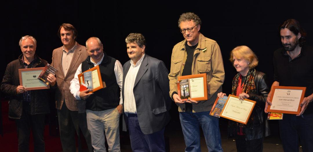Eberhard Petschinka, Miguel Ángel de Rus, Julio Escalada, Ignacio del Moral, Luis Leante, Ángela Martín del Burgo y Juan Manuel Brun..