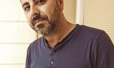 Julio César Izquierdo, ganador del XIX Premio Sexto Continente de Relato