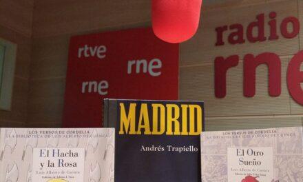 Madrid, ciudad literaria y de acogida. Sexto Continente 300