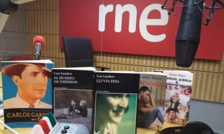 Luis Landero, Carlos Gardel, Benedetti: tiempo de nostalgia
