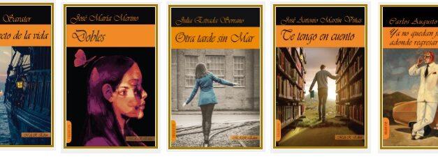 Los 10 libros más vendidos de M.A.R. Editor desde el confinamiento